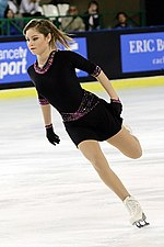 Yuliya Lipnitskaya at the Trophee Eric Bompard 2015 02.jpg