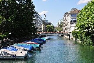 Schanzengraben Zürich