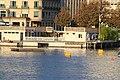 Zürich - Utoquai Seebad - Zürichsee IMG 0848.JPG