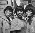 Zanggroep The Supremes in Hilton-hotel aan pers voorgesteld, v.l.n.r. Florence B, Bestanddeelnr 918-2472.jpg