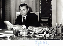 Zbigniew Messner, Prime Minister of the People's Republic of Polandr.jpg