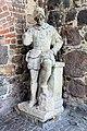 Ziesar, Burg, Skulptur.jpg