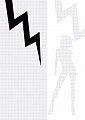 Zigzag design Paris Shock Series 008 silhouette.jpg