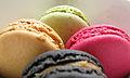 Zoom sur les macarons, October 2009.jpg