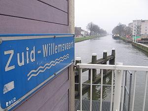 South Willem's Canal - The South Willem's Canal in Weert, the Netherlands