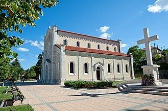 Drniš - Church in Drniš