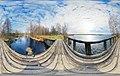 """""""Дідове озеро"""" . Сферична HDRi панорама (37 кадрів) в еквідистантній проекції.jpg"""