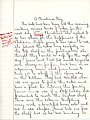 """""""A Christmas Story"""" essay for English III by Sarah (Sallie) M. Field, Abbot Academy, class of 1904 - DPLA - a7cab5926a66b6cb4c2c56d9b3df91f0 (page 1).jpg"""