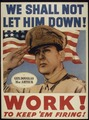 """WE SHALL NOT LET HIM DOWN"" - NARA - 516083.tif"