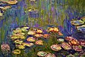 """Water Lilies"" by Claude Monet - Joy of Museums - National Museum of Western Art, Tokyo - 2.jpg"