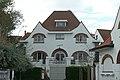 """""""Zomerrust"""", middelste en diepergelegen villa van een ensemble van drie, Vandaelelaan 4, Duinbergen (Knokke-Heist).JPG"""