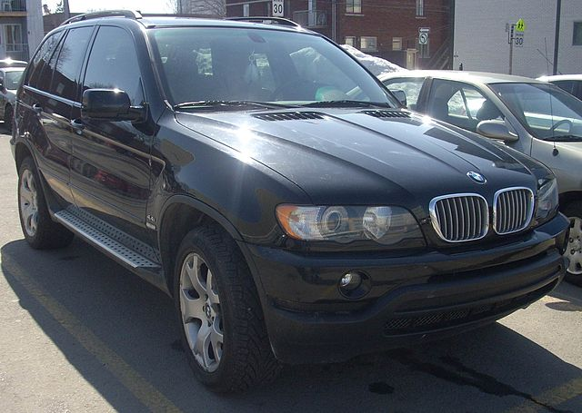 '00-'03 BMW X5 4.4i