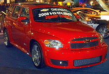 2008 Chevrolet Hhr Ss Turbocharged