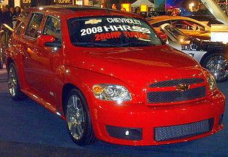 Chevrolet HHR - 2008 Chevrolet HHR SS Turbocharged