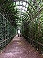 'Green' Archway in Hampton Court Gardens - geograph.org.uk - 276516.jpg