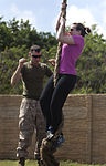 'Scarface' spouses strike, HMLA-367 holds first Jane Wayne Day for Marine Wives 130426-M-DP650-003.jpg