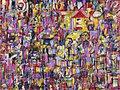 'Uruk Cityscape'- Nigel Packham- acrylic painting 2014, 110x140 cm.jpg