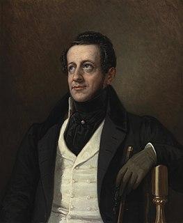 Ángel de Saavedra, 3rd Duke of Rivas Spanish writer, poet, playwright and politician