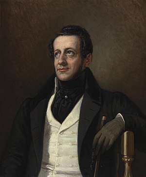 Ángel de Saavedra, 3rd Duke of Rivas - Ángel de Saavedra; by  Gabriel Maureta y Aracil (1832–1912)