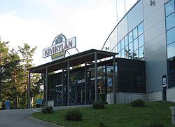 Rauman Jäähalli