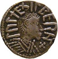 Æthelberht II runic coin 8th century.jpg