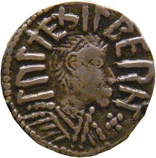 Æthelberht II of East Anglia Saint and king of East Anglia