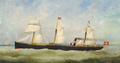 Édouard Adam - The Danish Steamship Gorm - 1876.png