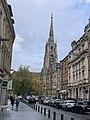 Église Saint-Maurice de Lille et rue Mauroy (octobre 2020) - 2.jpg