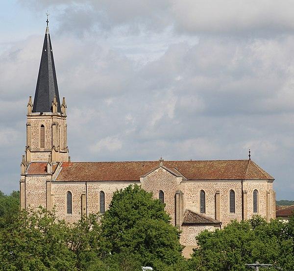 Photo de la ville Saint-Cyr-sur-Menthon