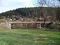 Čtyřkoly a Lštění, most přes Sázavu.jpg