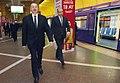 İlham Əliyev paytaxta gətirilən yeni metro qatarlarında yaradılan şəraitlə tanış olub 12.jpg