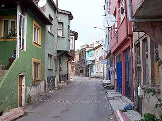 Tuzla, Istanbul district in Istanbul, Turkey