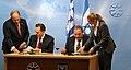 Περιοδεία ΥΠΕΞ, κ. Δ. Δρούτσα, στη Μέση Ανατολή Ισραήλ - Foreign Minister, Mr. D. Droutsas Tours Middle East Israel (18.10.2010) (5096300799).jpg