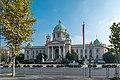 Београд - Народна скупштина Републике Србије (National Assembly Serbia) - panoramio.jpg