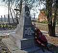 Бердичів - Братська могила жертв фашизму (на території кляштору) DSC 4767.JPG