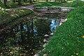 Две переливные плотины на канавке Нахимсона в Петергофе.jpg