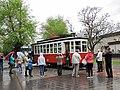 День Победы в Волгограде. Старый трамвай - panoramio.jpg