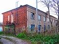 Задворки дома 1.9 на Силикатной, бывшая баня - panoramio.jpg