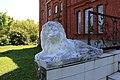 Мала Ростівка, Садиба Заботіних - Палац (Скульптура 1), вул. Польова.jpg