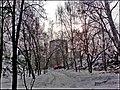 Между бывших домов 86-1 и 86-2 - panoramio.jpg