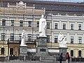 Пам'ятник княгині Ользі, святому апостолу Андрію та просвітителям Кирилу і Мефодію.jpg