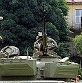 Противавионски митраљез М87 кал. 12.7мм на куполи тенка М-84 (2).jpg