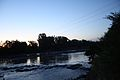 Река Белая - River Belaya Sunset (Extra Information for more, MET-3) - panoramio.jpg