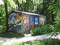 Светловодск. Цветной домик в парке - panoramio.jpg