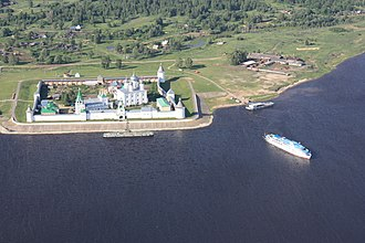 Lyskovsky District - Makaryev Monastery