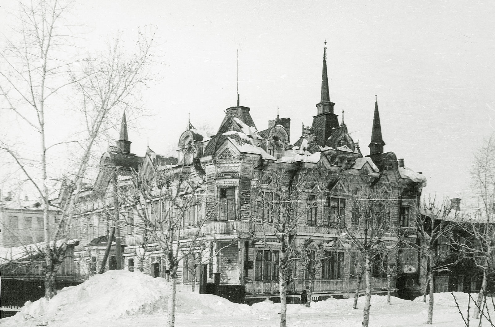 старые фотографии города томска наших статьях стараемся