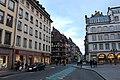 Улица Старого Рыбного Рынка (Rue du Vieux Marché aux Poissons). Вид с площади Гутенберга - panoramio.jpg