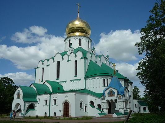 Феодоровский собор (Пушкин)
