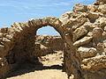 שרידי חומת הים של המצודה.jpg