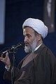سخنرانی علیرضا پناهیان در جمع هیئت های مذهبی در قصر شیرین به مناسبت بیست و دوم بهمن ماه Alireza Panahian 14.jpg